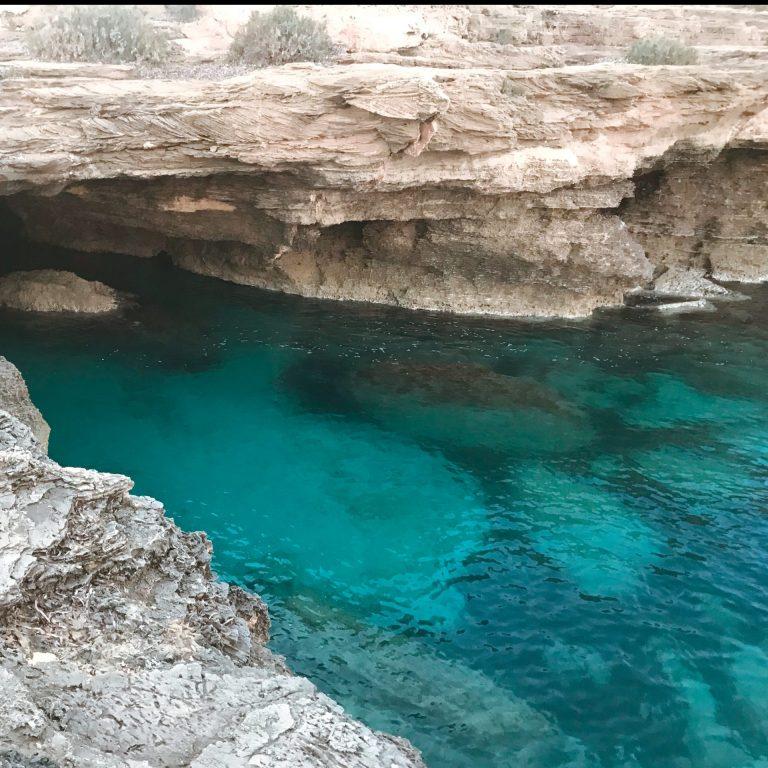 L'acqua del Bove Marino
